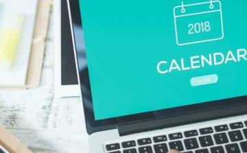 calendar2018
